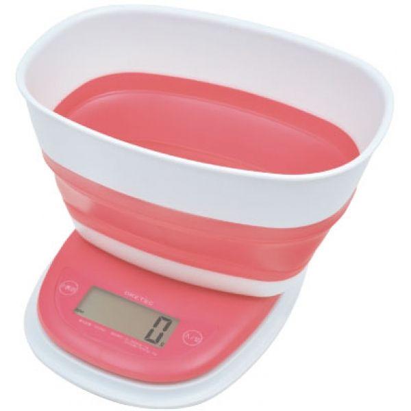 4536117015324 【21個入】 デジタルスケール メルバ 3kg ピンク KS-312PK