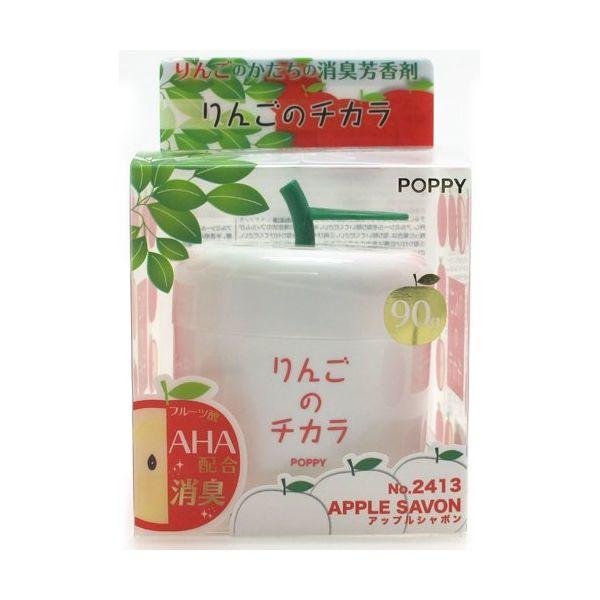 4902085024130 【30個入】 りんごのチカラ アップルシャボン2413