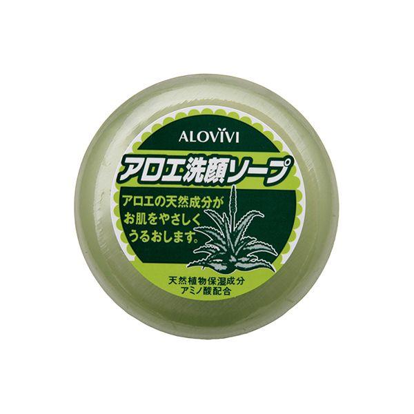4904722200174 【72個入】 アロヴィヴィ アロエ洗顔ソープ 29197