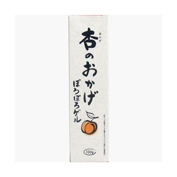 4988439005062 【48個入】 杏のおかげ ポロポロゲル 100g 29431