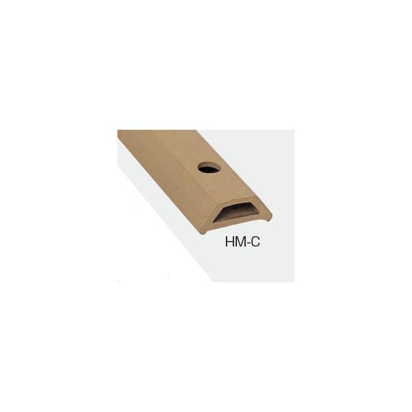 【個人宅配送不可】【個数:1個】信栄物産 HM-C20 直送 代引不可・他メーカー同梱不可 ホームストッパー 万能保護材 L=2000 茶色 HMC20