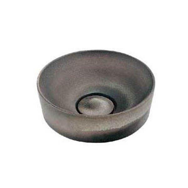 カクダイ 493-023-DG 丸型手洗器/古窯 493023DG
