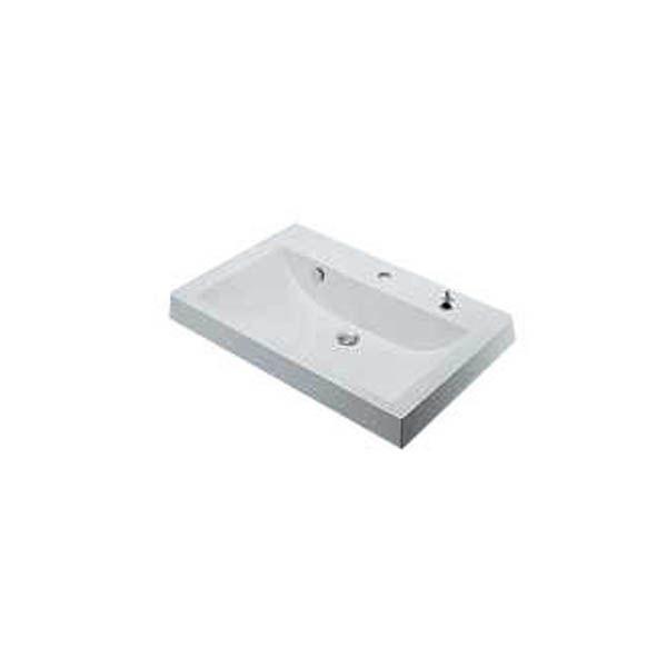 【ポイント2倍】カクダイ 493-070-750H 角型洗面器 493070750H
