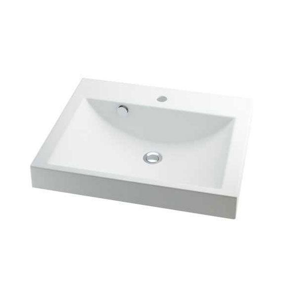 カクダイ 493-072 角型洗面器 493072 カクダイ 493-072 角型洗面器 493072