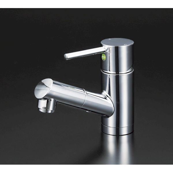 KVK[4952490259788]寒 洗面用混合栓 eレバー