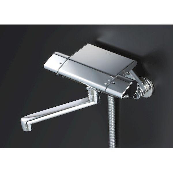 KVK 絶品 4952490265529 寒 サーモシャワー 170 格安 KF850WR1 サーモスタット式シャワー 寒冷地用 サーモスタット式シャワーKF850WR1