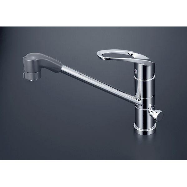 KVK[4952490267103]流台シャワー付混合栓