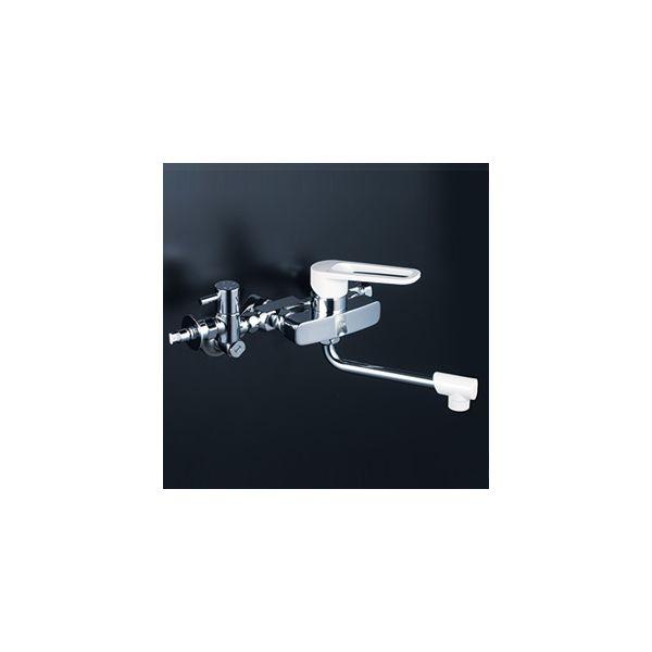 KVK[4952490277751]給湯接続専用シングル混合栓