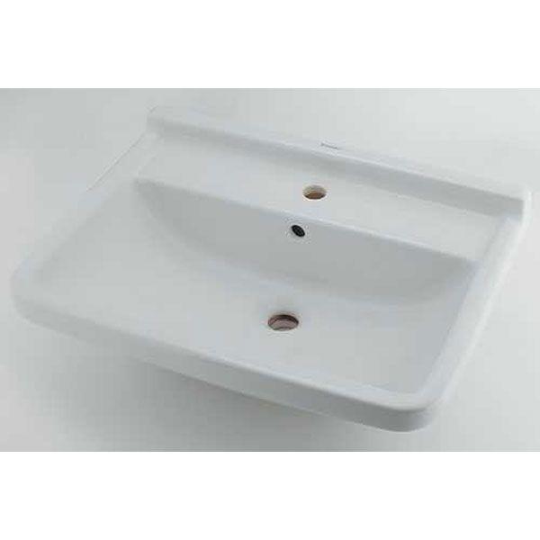 カクダイ[DU-0300650000]壁掛洗面器 DU0300650000