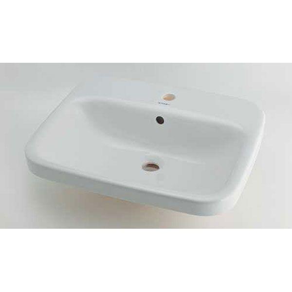 カクダイ[DU-0374560000]角型洗面器 DU0374560000