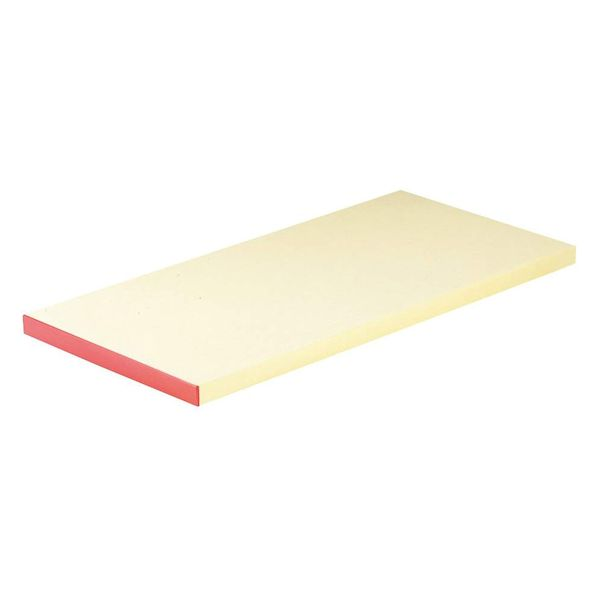 4702722400903 天領まな板 抗菌ピュアマナ板 カラー縁付 PK5A×20mm ピンク