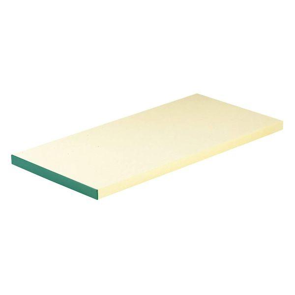 4702722401108 天領まな板 抗菌ピュアマナ板 カラー縁付 PK5A×20mm グリーン