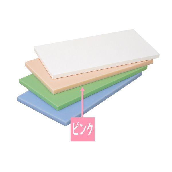 4973221040611 新輝合成 トンボ 抗菌カラーまな板 60×30×3cm ピンク