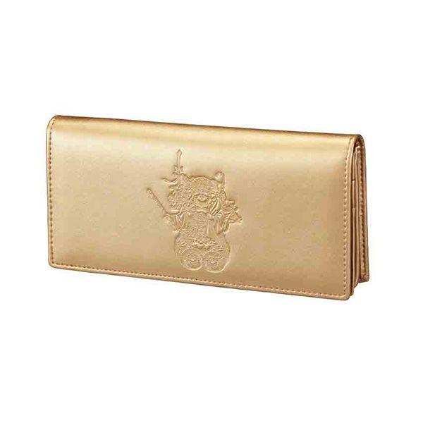 K12072-1 三面大黒天 正規逆輸入品 驚きの値段 如意財布 長財布 K120721 ゴールド