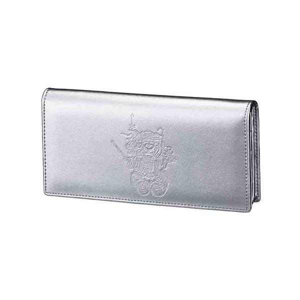K12072-2 オンライン限定商品 三面大黒天 如意財布 シルバー K120722 長財布 在庫限り