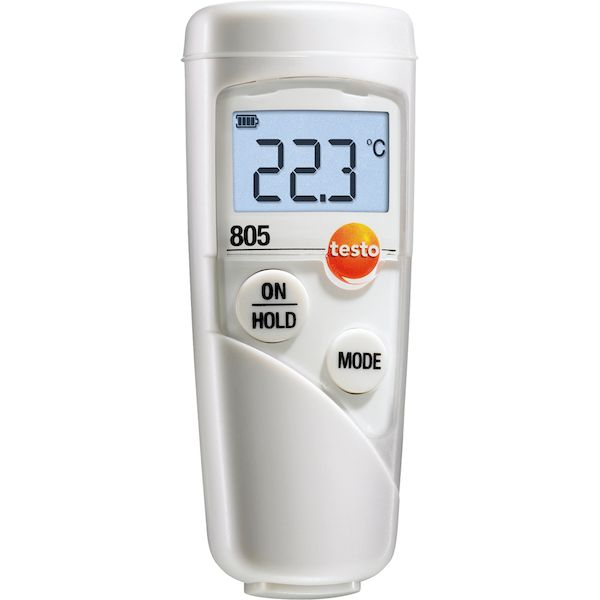 [4029547002458]テストー testo805ミニ放射温度計
