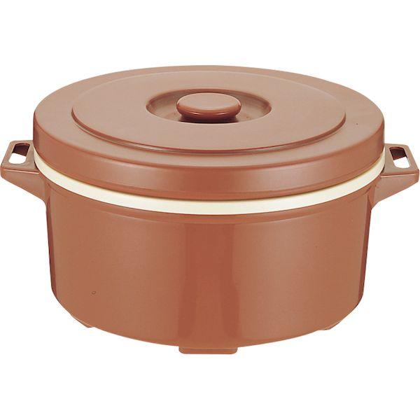 4703010400100 台和 プラスチック保温食缶味噌汁用 大 DF-M1