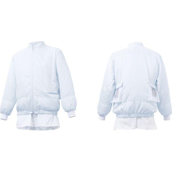 4700892100104 サカノ繊維 白い空調服 M SG650