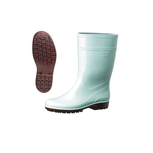 4979058543028 ミドリ安全 ハイグリップ長靴 26.5cm グリーン HG2000N