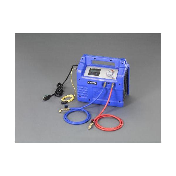 【個人宅配送不可】EA100CA-400A 直送 代引不可・他メーカー同梱不可 冷媒ガス回収機 EA100CA400A