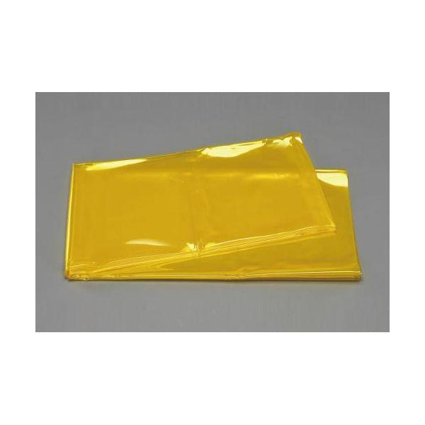 【個人宅配送不可】EA334BG-303 直送 代引不可・他メーカー同梱不可 1x 3mx0.7mm 溶接作業用フィルム 黄色 EA334BG303