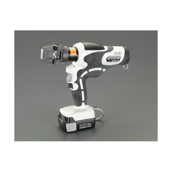 新規購入 −60.0mm2 充電式油圧圧着工具 5.5 ・他メーカー同梱 直送 【個人宅配送】EA539PB-1 EA539PB1:測定器・工具のイーデンキ-DIY・工具