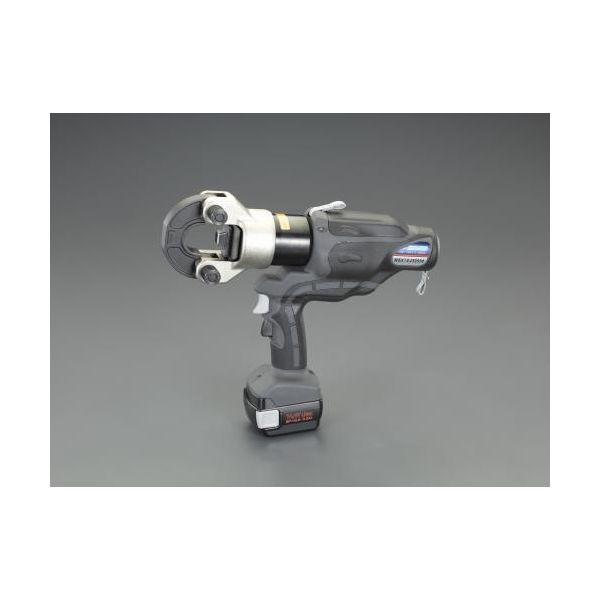 【個人宅配送不可】EA539PJ 直送 代引不可・他メーカー同梱不可 150- 325mm2 充電式油圧圧着工具