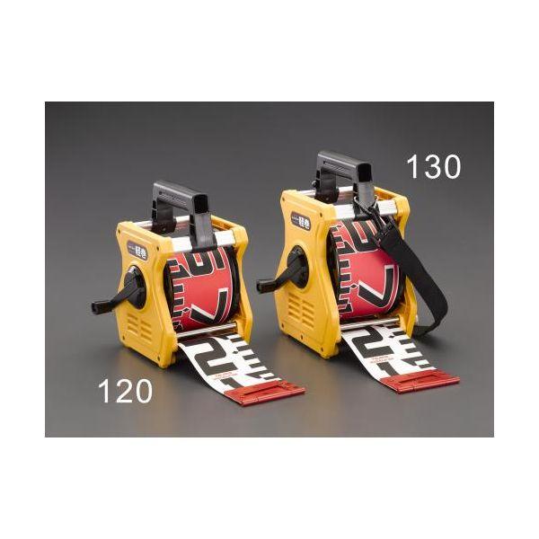 【個人宅配送不可】EA720MA-230 直送 代引不可・他メーカー同梱不可 150mmx30m 測量テープ スタンド付 EA720MA230