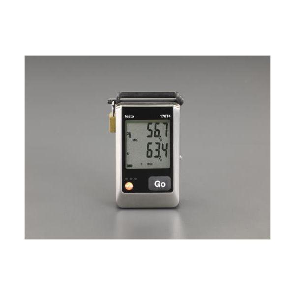 魅力的な 【個人宅配送】EA742GB-81 温度データロガー 熱電対 ・他メーカー同梱 直送 EA742GB81:測定器・工具のイーデンキ-DIY・工具