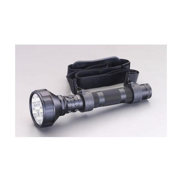 【個人宅配送不可】EA758RH-1A 直送 代引不可・他メーカー同梱不可 充電式 サーチライト/LED 黒 EA758RH1A