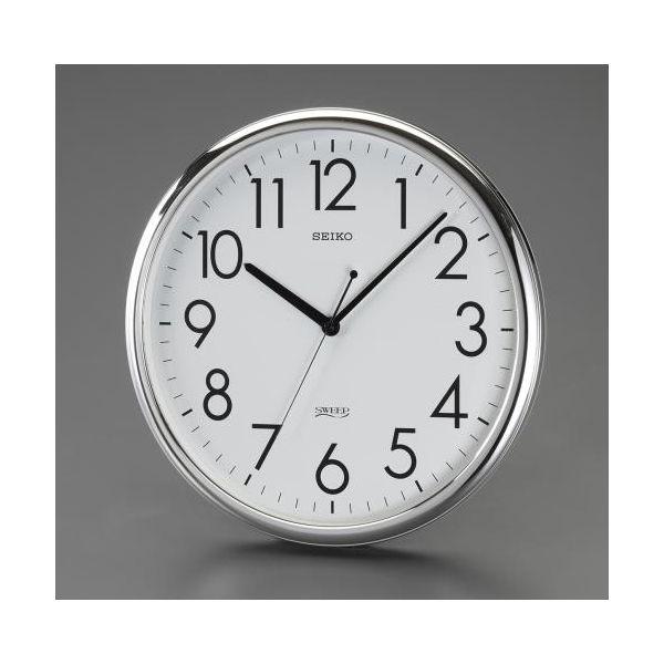 【個人宅配送不可】EA798CC-91 直送 代引不可・他メーカー同梱不可 φ314mm 掛時計 EA798CC91