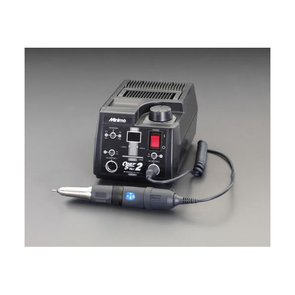 新作モデル 中速型 マイクログラインダーセット 直送 1000−20000rpm EA818MB13B:測定器・工具のイーデンキ ・他メーカー同梱 【個人宅配送】EA818MB-13B-DIY・工具