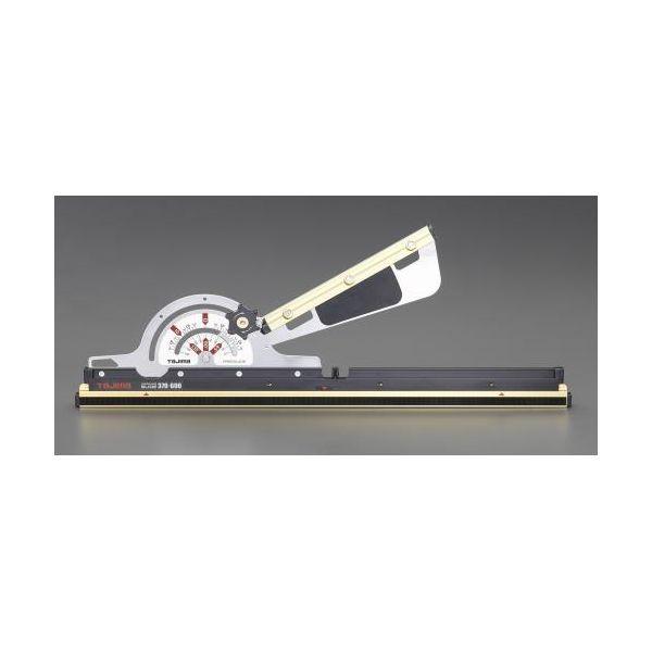 【個人宅配送不可】EA851X-22 直送 代引不可・他メーカー同梱不可 丸鋸用角度切り定規 EA851X22