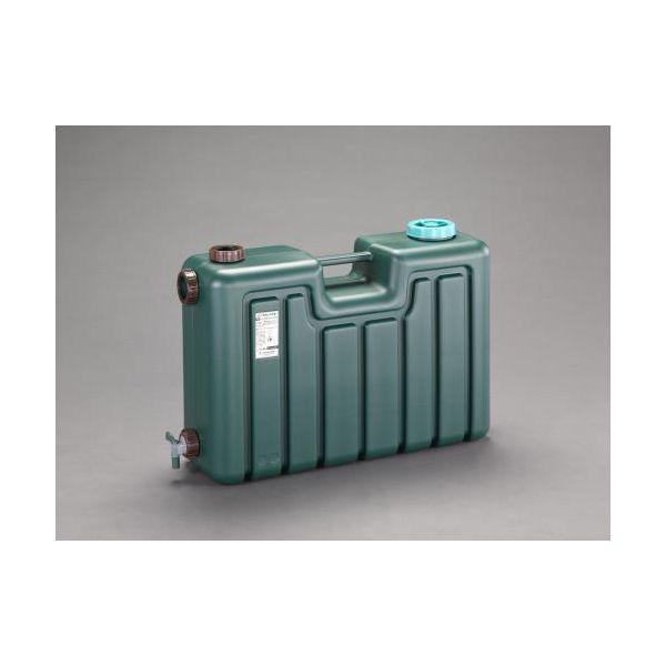 【個人宅配送不可】 エスコEA991AF-80 直送 代引不可・他メーカー同梱不可 80L 雨水タンク EA991AF80