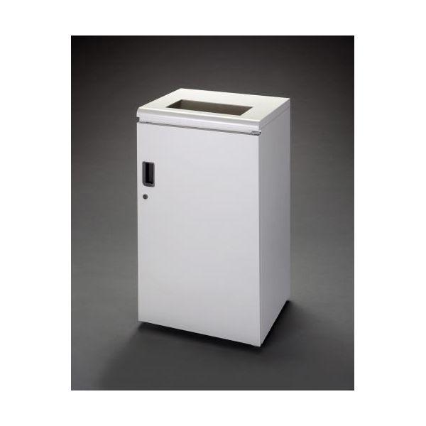 【個人宅配送不可】 エスコEA995C-36 直送 代引不可・他メーカー同梱不可 機密文書回収ボックス EA995C36