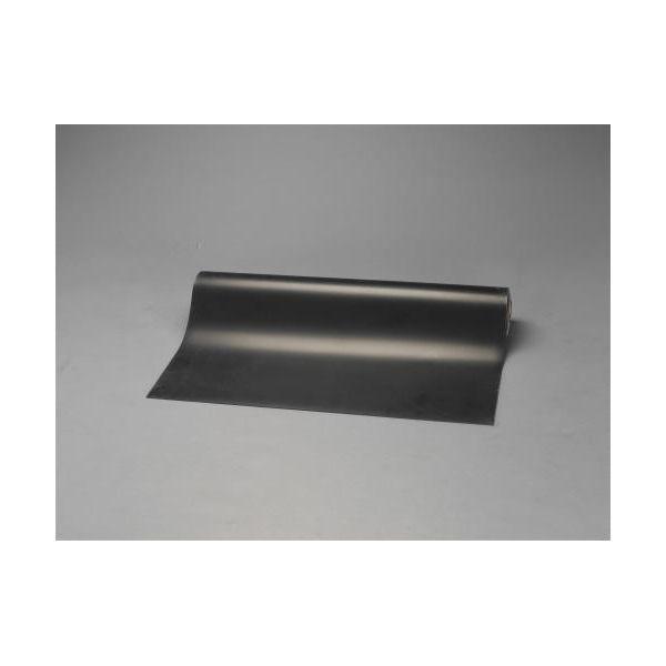 【個人宅配送不可】 エスコEA997RB-104 直送 代引不可・他メーカー同梱不可 1.0x 20m/2.0mm ゴムマット EA997RB104