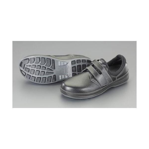 【個人宅配送不可】EA998VA-24A 直送 代引不可・他メーカー同梱不可 24.0cm 安全靴 耐油底 EA998VA24A