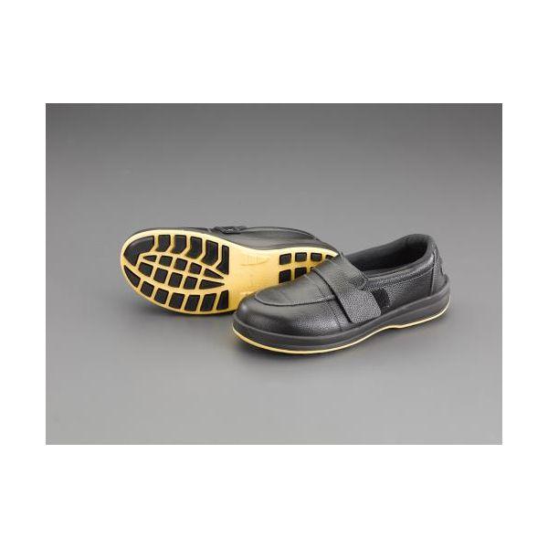 【個人宅配送不可】 エスコEA998WC-25.5 直送 代引不可・他メーカー同梱不可 25.5cm 安全靴 静電 EA998WC25.5
