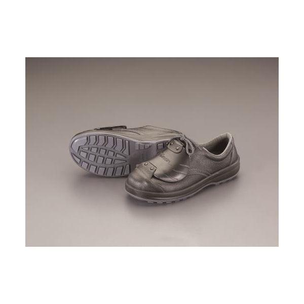 【個人宅配送不可】EA998WD-27 直送 代引不可・他メーカー同梱不可 27.0cm 安全靴 甲プロテクタ付 EA998WD27