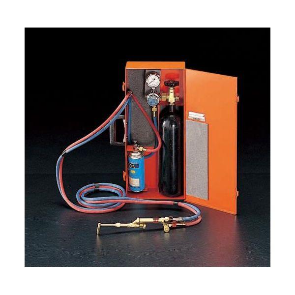 【個人宅配送不可】 エスコEA300MB-0 直送 代引不可・他メーカー同梱不可 ミニ溶接器 プロパン・酸素 EA300MB0