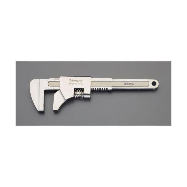 【個人宅配送不可】EA530BS-12 直送 代引不可・他メーカー同梱不可 78x280mm モーターレンチ ステンレス製 EA530BS12