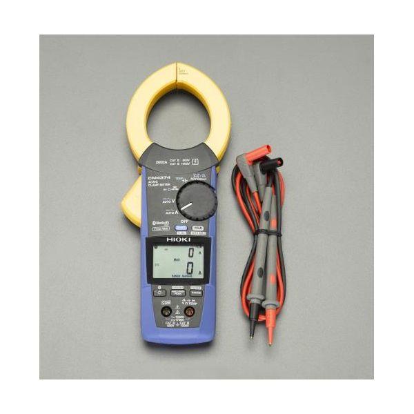 激安直営店 EA708AB21:測定器・工具のイーデンキ 直送 デジタル 【個人宅配送】EA708AB-21 ・他メーカー同梱 クランプメーター-DIY・工具