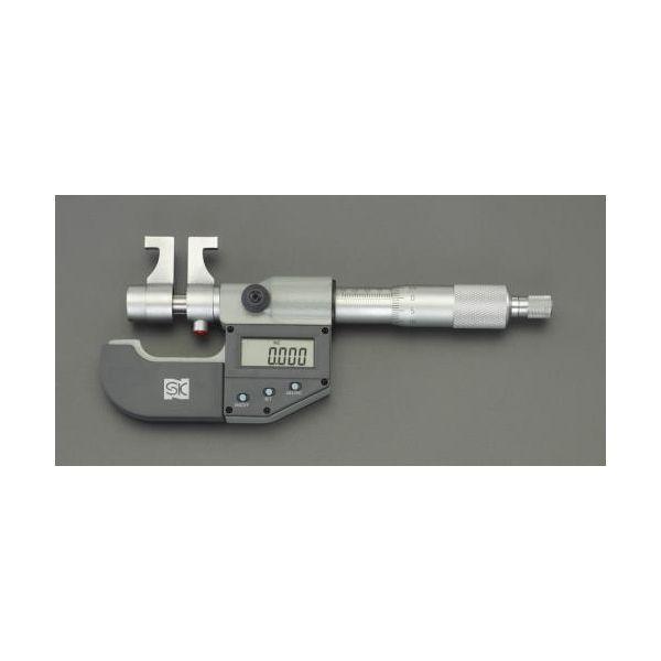 【個人宅配送不可】EA725EH-120 直送 代引不可・他メーカー同梱不可 5- 30mm デジタル インサイドマイクロメーター EA725EH120