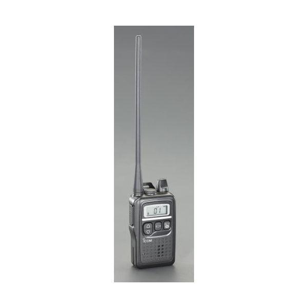 【個人宅配送不可】 エスコEA790AG-66 直送 代引不可・他メーカー同梱不可 トランシーバー 中継器対応/ロングアンテナ EA790AG66