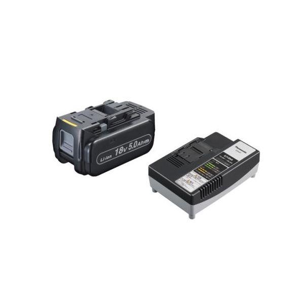 【個人宅配送不可】EA813P-22 直送 代引不可・他メーカー同梱不可 DC18V 充電池&充電器セット EA813P22