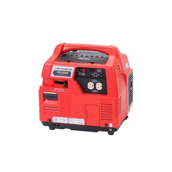 【個人宅配送不可】EA860MA-2A 直送 代引不可・他メーカー同梱不可 AC100V/0.9kw DC12V 発電機 ポータブルガス式 EA860MA2A