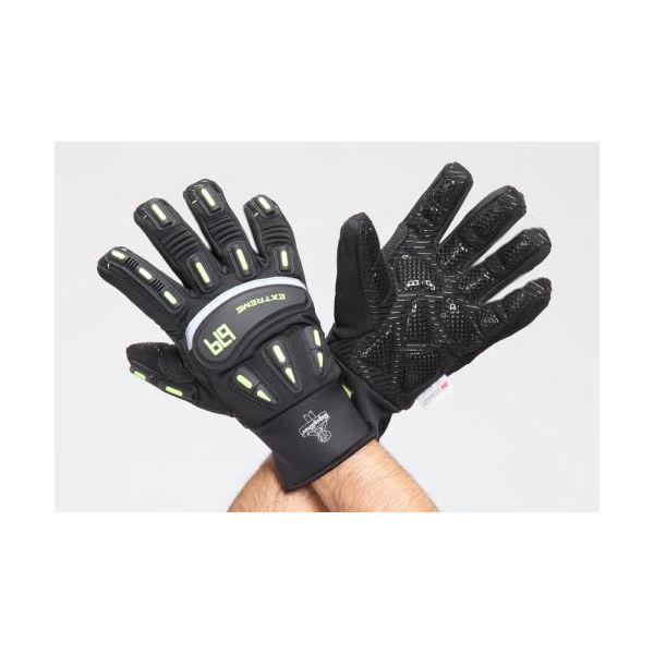 【個人宅配送不可】EA915GF-141 直送 代引不可・他メーカー同梱不可 M 手袋 防寒-34℃ EA915GF141