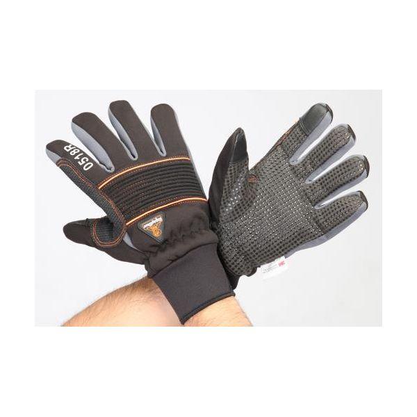 【個人宅配送不可】EA915GF-73 直送 代引不可・他メーカー同梱不可 LL 手袋 防寒-34℃ EA915GF73