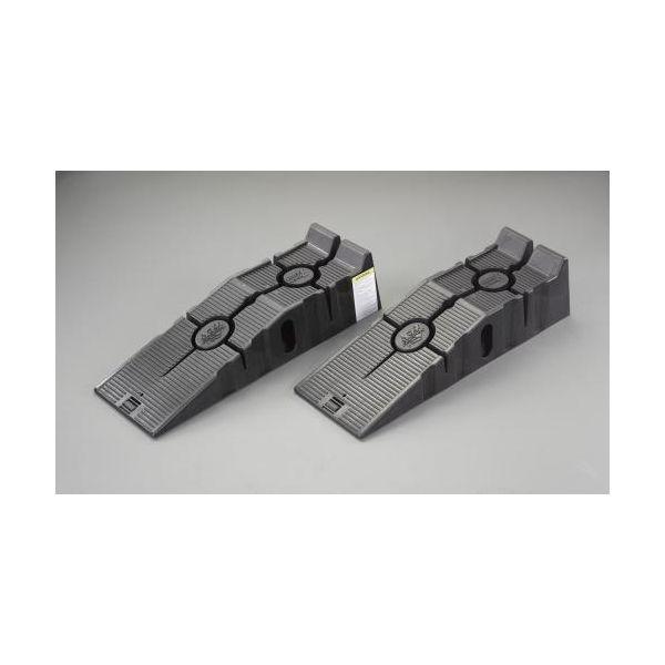 【個人宅配送不可】EA993DS-21A 直送 代引不可・他メーカー同梱不可 280x900mm スロープ台 1組 EA993DS21A
