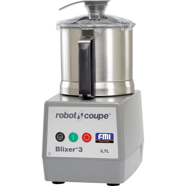 4571206433993 ロボクープ ロボクープ フードプロセッサー BLIXER-3D